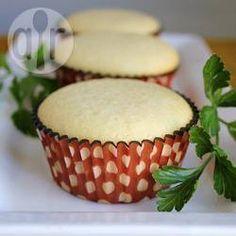 Rezeptbild: Einfacher Vanillekuchen