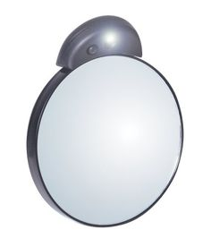 Magnifying Mirror  - Pin it :-) Follow us .. CLICK IMAGE TWICE for our BEST PRICING ... SEE A LARGER SELECTION of magnifying mirrors   at  http://azgiftideas.com/product-category/magnifying-mirror/ - gift ideas , valentines -  Tweezerman Tweezermate Lighted Mirror