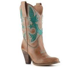 Volatile Rio Grande Western Boot