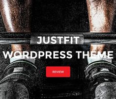 JustFit WordPress th