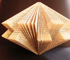 Malena Valcárcel original Art: Libro Intervenido / New Altered Book or Book Sculpture