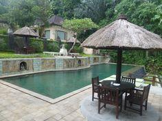 Bali - Piscine Beji Ubud Resort - by Bebop35