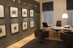 Décoration de bureaux professionnels school en office