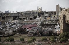 Images from scene of Oklahoma City tornado in Moore