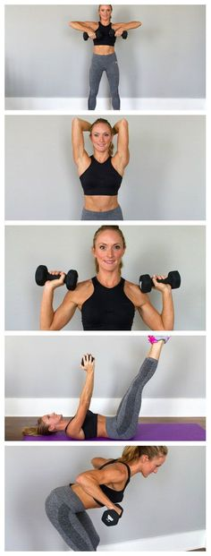 Body Workouts: Cant Do a Pushup? Weve Got the Perfect Upper-Body ...