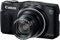Appareil photo compact Canon SX700 HS Noir
