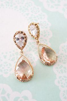 Joyería para novias | bodatotal.com | wedding jewelry, bridal jewels, novias, ideas para bodas, aretes, collares, accesorios