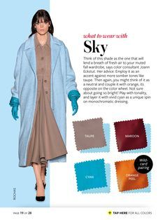 INSTYLE MAGAZINE FEBRUARY COLOR CRASH COURSE - Google Search