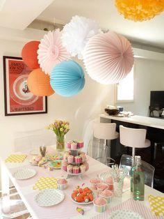 inspiration buffet anniversaire