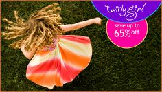 TwirlyGirl newsletter sign where you can receive an immediate discount and invitation to our annual sale. Twirly dresses & skirts, made in the USA. Little Girl Summer Dresses, Girls Dresses, Hot Days, Look Cool, Boutique Clothing, Girl Outfits, Invitation, Style, Dresses Of Girls