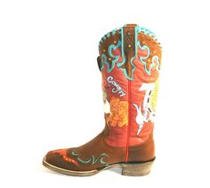 Ariat Bronco Billy Boots