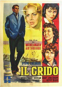 アントニオーニ / さすらい 1957(イタリア)