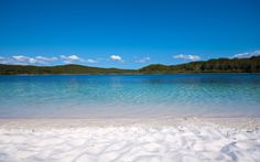 Lake McKenzie, Fraser Island #Australia