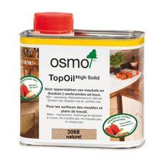 Huile Cire Top Oil Naturel pour  surfaces bois - OSMO 3068