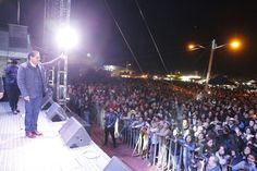 En un ambiente familiar y lleno de fiesta, el gobernador de Michoacán se comprometió a seguir mostrando al Michoacán que de manera permanente destaque por la grandeza de su gente, ...
