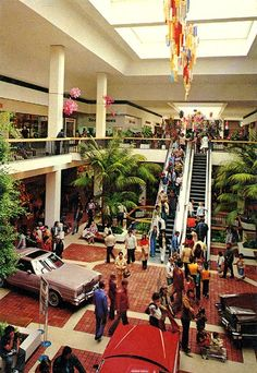 Pin By Kristen Hamilton On Photo Malls Across America By Michael - Shopping malls america changed since 1989