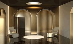 The Autograph Collection by Marriott features unique and historic hotels in Rome. Stay at the The Pantheon Iconic Rome Hotel, Autograph Collection for a truly unique experience. Spa Interior, Lobby Interior, Interior Design, Feature Wall Design, Rome Hotels, Beauty Salon Decor, Architrave, Retail Store Design, Lounge Design