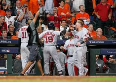 Watch: David Ortiz goes nuts reacting to Jackie Bradley Jr. Baseball Today, Baseball Games, Baseball Series, Baseball Tickets, Minute Maid Park, David Ortiz, Baseball Training, Baseball Equipment, Boston Strong