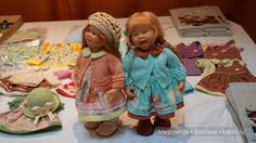 Как я поиграла на встрече с Wichtel от Rosemarie Müller и чем это кончилось / Коллекционные куклы Rosemarie Anna Muller / Бэйбики. Куклы фото. Одежда для кукол