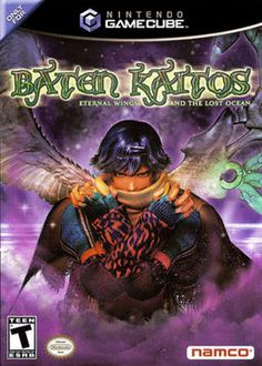 Baten Kaitos: Eternal Wings and the Lost Ocean (US-NTSC) Game for the Nintendo Gamecube (GC). Final Fantasy Vi, Fun Video Games, Fun Games, Wind Waker, Kaito, Xbox 360, Monolith Soft, Game Of The Day, Gamecube Games