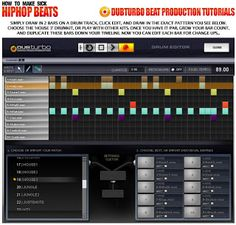 For newbie producers looking to make instrumentals on their desktop or laptop, DUB Turbo is a top online beat machine for you! Why is it considered by music producers a top beat making program?