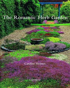 The Romantic Herb Garden - Pinetree Garden Seeds - Crafts,Books
