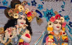 To view Radha Krishna Close Up  Wallpaper of ISKCON Chennai in difference sizes visit - http://harekrishnawallpapers.com/sri-sri-radha-krishna-close-up-iskcon-chennai-wallpaper-016/