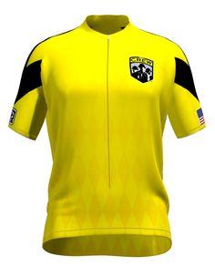 Columbus Label black t-shirt cycling apparel