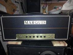 Marquis Vollröhrenamp 50 Watt in Hessen - Viernheim   Musikinstrumente und Zubehör gebraucht kaufen   eBay Kleinanzeigen