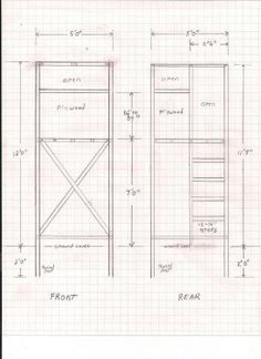 Free Deer Stand Building Plans Building plans Building and Deer
