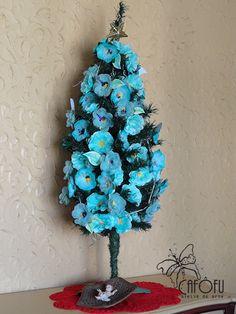 clic de ideias: {árvore de Natal} vem fazer com Virgínia Vilela