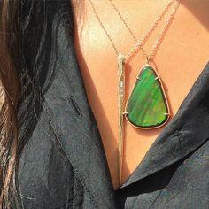 ✨ @elisabethbelljewelry #ElisabethBell #ROSEARK