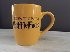 This phenomenal Hufflepuff mug. Get it HERE.