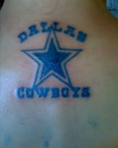 Dallas cowboys thinking about getting this in a tattoo - Dallas cowboys tattoo ideas ...