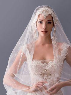 Blanka Matragi 2012 Bridal Collection