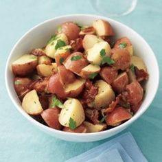 New Potato Salad Printable Recipe - My Honeys Place