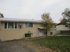Spacious 2 Bedroom 1 Bath Duplex - Billings MT Rentals | SMALL DOG FRIENDLY 821 Lynch Drive is a spacious upper unit of a duplex adjacent to walking trails on a quiet street. It has yard access through laundry room to a huge yard washer/dryer provided & A/C provided. Dog adds $50.00 to ... | Pets: Small Dog - No Cats | Rent: $750.00 per month | Call Fischer & Erwin Property Management at 406-245-6263