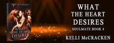 Cover Reveal - What the Heart Desires by Kelli McCracken @Kelli_McCracken   New Cover Reveal  Title: What the Heart Desires  Author: Kelli McCracken  Date: January 31 2017  Add to Goodreads  http://ift.tt/1KrXhox  Blurb  A seed of doubt. A blind devotion. A soul divided. Dylan McBride is desperate to protect his wife and child from The Fallen. He'll stop at nothing to keep them safe even if it means killing his father. With a devastating secret on the verge of destroying his life with Heaven…