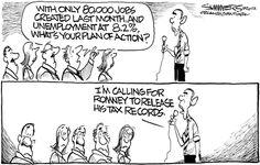 Obama's defense plan. By Dana Summers #GoComics #PoliticalCartooon #Obama