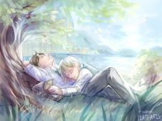 asked: Hello! For your request thing, I'd really love to see one of the boys (don't mind which) sleeping on the other's stomach. Either in the dorm or outside by the lake or something. Albus Severus Potter, Fanart Harry Potter, Scorpius And Albus, Harry Potter Cursed Child, Cute Harry Potter, Harry Potter Draco Malfoy, Harry Potter Universal, Harry Potter Memes, Raven Wings