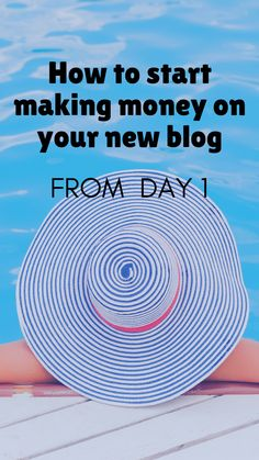 Learn how to monetize your blog from day one. Follow this easy tutorial and start earning money from the start. Make Quick Money Online, Make Money Blogging, How To Make Money, Earning Money, Money Making Machine, Start A Business From Home, Internet Marketing, Business Marketing, Content Marketing
