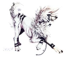 C: I'M FLUFFEH AND I KNOW IT (+speed paint) by Snow-Body.deviantart.com on @deviantART