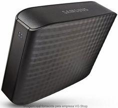 HD externo Samsung de 2 ou 3 TB, por R$ 349 >>> http://goo.gl/XO91BW