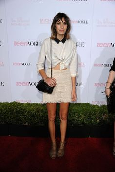 174453fbbb83 Alexa Chung media gallery on Coolspotters. See photos