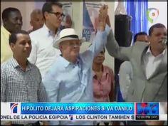 Hipólito Mejía Dice Que Dejará Aspiraciones Si Danilo Va A Reelección #Video
