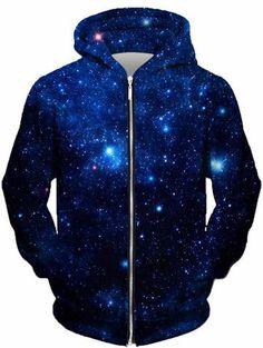 Beloved - North Star Unisex Zip-Up Hoodie