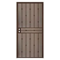 Cabo Bella Copper Outswing Security Door