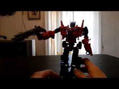 Response to Evasion Mode Optimus Prime Review