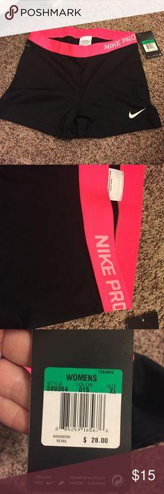 Nike Women's Compression Shorts Brand New! Nike Shorts