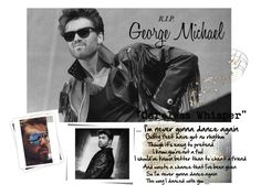 """""""""""Careless Whisper""""-George Michael"""" by ruzi-78 ❤ liked on Polyvore featuring GALA, men's fashion, menswear, tribute, georgemichael and carelesswhisper"""